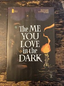 The Me You Love In The Dark #2 Skottie Young (Image) Free Combine Shipping