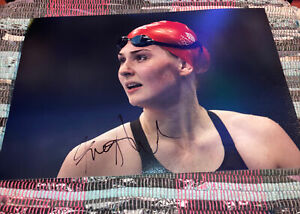Freya Anderson Signed