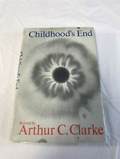 CHILDHOOD'S END by Arthur C. Clark HC BOOK Book Club Edition