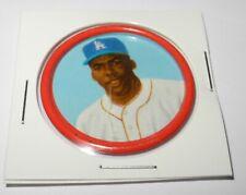1963 Salada Junket Baseball Coin Pin #12 John Roseboro Los Angeles Dodgers v3