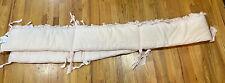 New listing Restoration Hardware Rhbaby Crib Bumper Petal