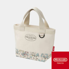 Mini Tote Animal Crossing / Nintendo TOKYO products/New product Limited
