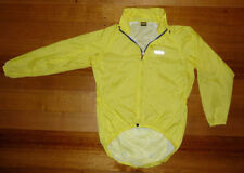 Unisex Adults Polyester Cycling Jackets with Hood