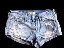 Abercrombie & Fitch destroy  shorts, size 26' !