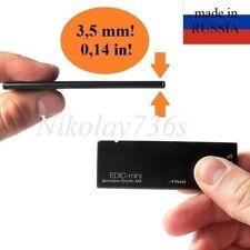 Ultra THIN! Small Dictaphone EDIC-mini Tiny16+ A75 Digital AUDIO RECORDER w/ USB