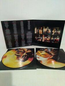 IRON MAIDEN - dance of death  vinyl,2lp, album,limited edition,picture disc