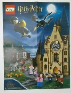 LEGO Harry Potter Poster Wizarding World