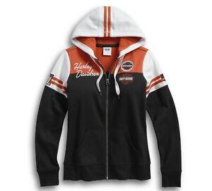 Harley-Davidson Women's Classic Colorblock Hoodie 99125-17VW