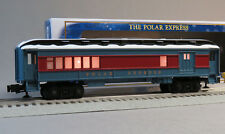 Lionel Polar Express Lighted Combination Car O Gauge train snow roof New 6-84600