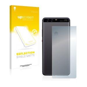 Anti Reflet pour Huawei P10 Plus (Arrière) Reflection Protection Ecran Mat Film