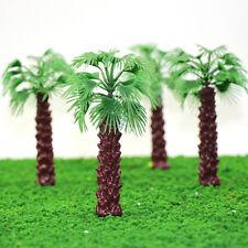 YS06 10 Model Livistona Chinensis Palm Trees Model Layout Train Scale 1/60 O HO