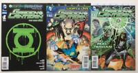 Green Lantern Annuals #1, #2 & #4 (DC 2012) 3 x high grade issues