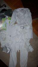 NINJA Halloween Costume White STORM SHADOW Disguise G.I. Joe Rise Cobra Boys 4/6
