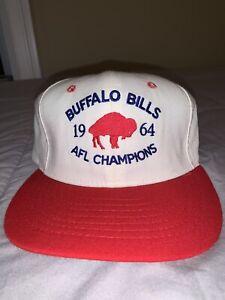 Buffalo Bills Vintage Hat