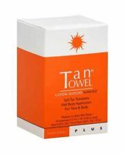 TanTowel Half Body Plus Self-Tanning Towelette - Pack of 10