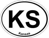 Oval (Kansas); State Bumper Sticker