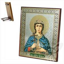 Ikone Irene Holz 15 x 18 Ирина ikona Irina