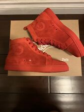 295216c0b7ed Christian Louboutin Red Shoes for Men for sale