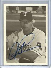 Alex Rodriguez 2001 Bowman Heritage Autograph