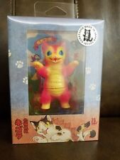 Konatsuya Konatsu Negora Peach Kaiju Box Sofubi Vinyl Figure Q Pop 2014