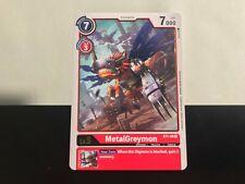 Digimon TCG - MetalGreymon - ST1-09 - Rare Near-Mint