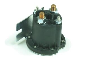 4 Post Solenoid for  Boss Plows HYD01633
