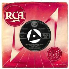 """Perry Como - Love Makes The World Go 'Round (Yeah Yeah)  - 7"""" Record Single"""