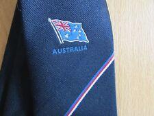 Bandera De Australia Con Adorno Lazo