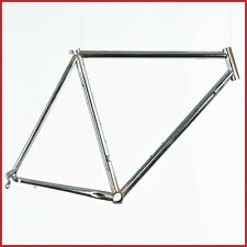 NOS OLMO SUPER LIGHT COLUMBUS GENIUS STEEL FRAME VINTAGE 90s ROAD RACING 53,5