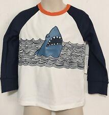 BABY GAP Boys SHARK Swim Rash Guard Size 2 Yrs. NWT