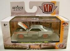1969 '69 CHEVY CAMARO SS RS 396 RAW CHASE CAR AUTO-MODS M2 MACHINES DIECAST RARE