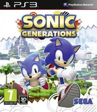 Sonic Generations - PS3 Playstation 3
