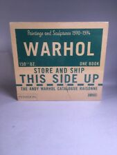 Warhol - Paintings and Sculptures, 1970-1974 : The Andy Warhol Catalogue Raison…