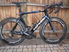Cervelo S5 VWD 56cm Complete Bike with Sram Red/Force and Zipp 808 wheels