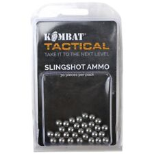 Sling Shot Ammo x30 Pièces Catapulte ROULEMENTS à BILLES BB Steel hunting shooting