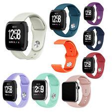 For Fitbit Versa 2/Versa/Lite Sport Band Wrist Watch Band Silicone Strap