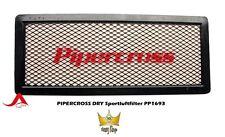 PIPERCROSS Sportluftfilter PP1693 - CITROEN MINI PEUGEOT RENAULT - auswaschbar