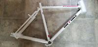 On-One Il Pompino frame & fork.  medium 51cm white