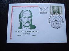 AUTRICHE - enveloppe 1er jour 24/3/1980 (B7) austria