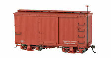 Bachmann Spectrum On30 Scale 18' Boxcar - Oxide Red (Data Only)
