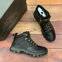 Timberland Men's Keele Ridge Waterproof Brown Mid Hiker Boots 6905B