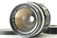 *EXC +++++* Olympus G Zuiko Auto-W 25mm F/2.8 Lens for Pen F JAPAN #63