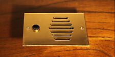 Channel Vision - DP-0302 - Front Door Station Intercom in Polished Brass
