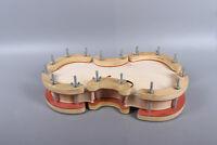 1set violin making Repair tools Violin glueing clamp,violin Luthier tool