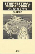 Ex-libris Offset Scrameustache (Le) Middelkerke