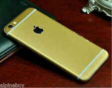 iPhone sticker Brushed Metal Textured Skin Decal Wrap Cover Vinyl For  iPhone