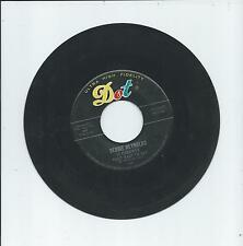 Debbie Reynolds: IS GOODBYE THAT EASY TO SAY; THE APPLE...; Dot Records 45 rpm