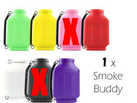 Smoke Buddy Jr Junior Personal Air Cleaner Portable Size Pick Your Color!! CMT