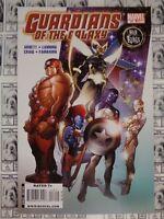 Guardians of the Galaxy (2008) Marvel - #16, War of Kings, Abnett/Lanning, FN/VF