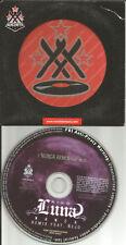 RIGO LUNA w/ NEJO Nunca RARE REMIX 2006 PROMO Radio DJ CD Single